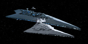 Super Destroyer Stellaire de classe Executor
