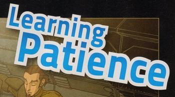 Apprendre la patience
