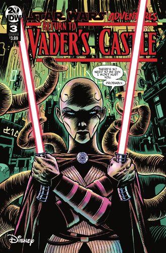 Return to Vader's Castle 3