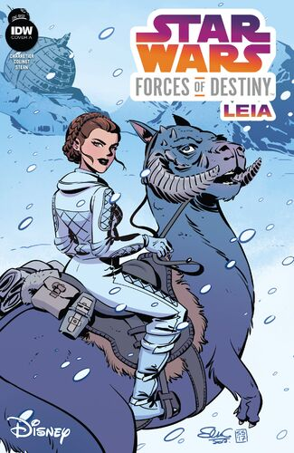Star Wars : Forces du Destin — Leia