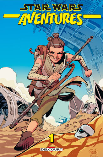 Star Wars Aventures Tome 1