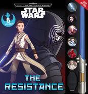 Lightsaber the resistance