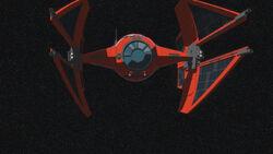 Vonreg's tie-interceptor