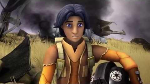 Star Wars Rebels - Court métrage Propriété d'Ezra Bridger