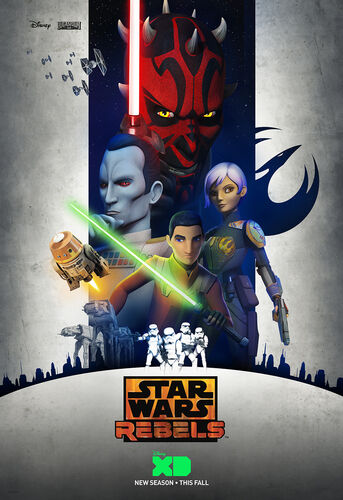 Saison 3 de Star Wars Rebels