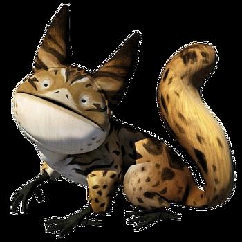 Loth-cat