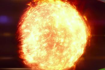 Étoile non-identifiée (Base Starkiller)