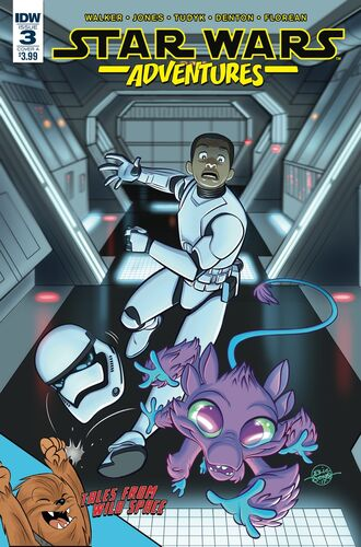 Star Wars Aventures 3