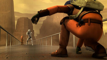 Stormtrooper non-identifié (Kessel)