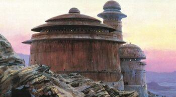 Palais de Jabba