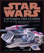 Star Wars: L'Attaque des Clones: Plans Secrets des Vaisseaux et Engins de l'Épisode II
