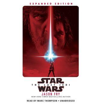 Star Wars épisode VIII : Les Derniers Jedi (livre audio)