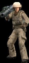 Soldat Lourd Rebelle