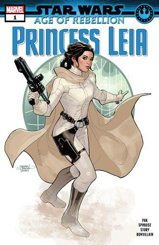 L'Ère de la Rébellion : Princesse Leia 1