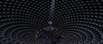 Chambre du Sénat Galactique