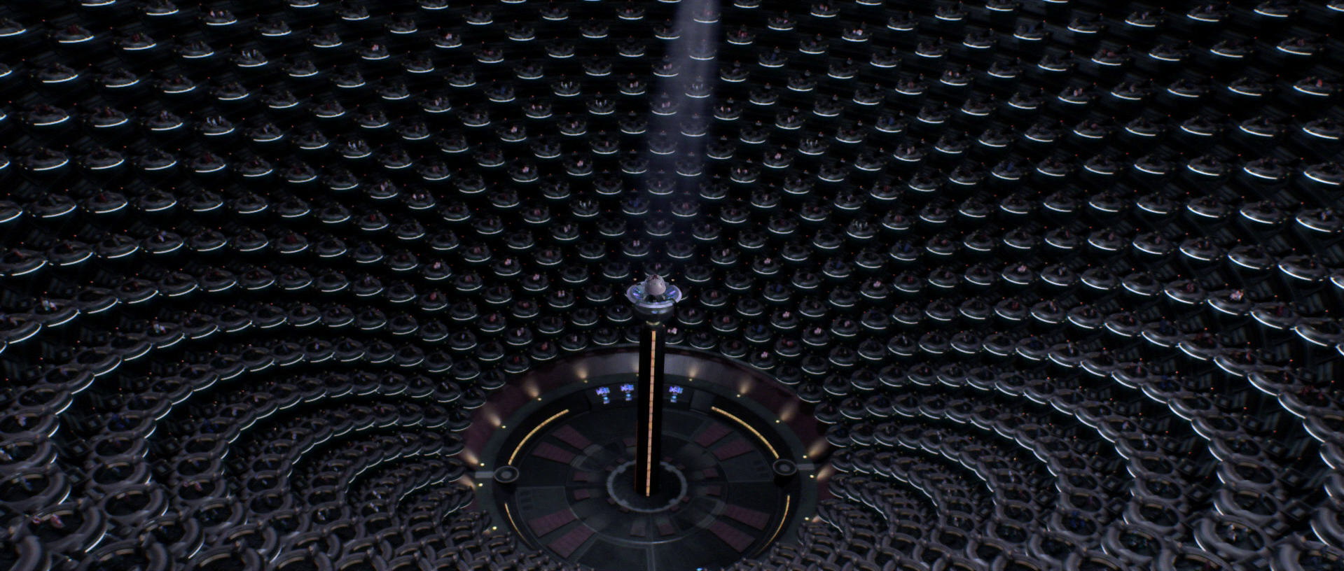 sénat galactique dans star wars : la revanche des sith