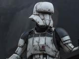 Commandant de tank d'assaut Impérial