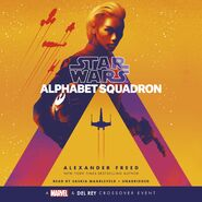 Alphabet Squadron (livre audio)