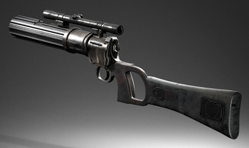 Carabine blaster EE-3