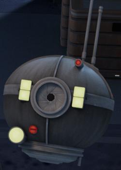 Droïde espion 9D9-s54