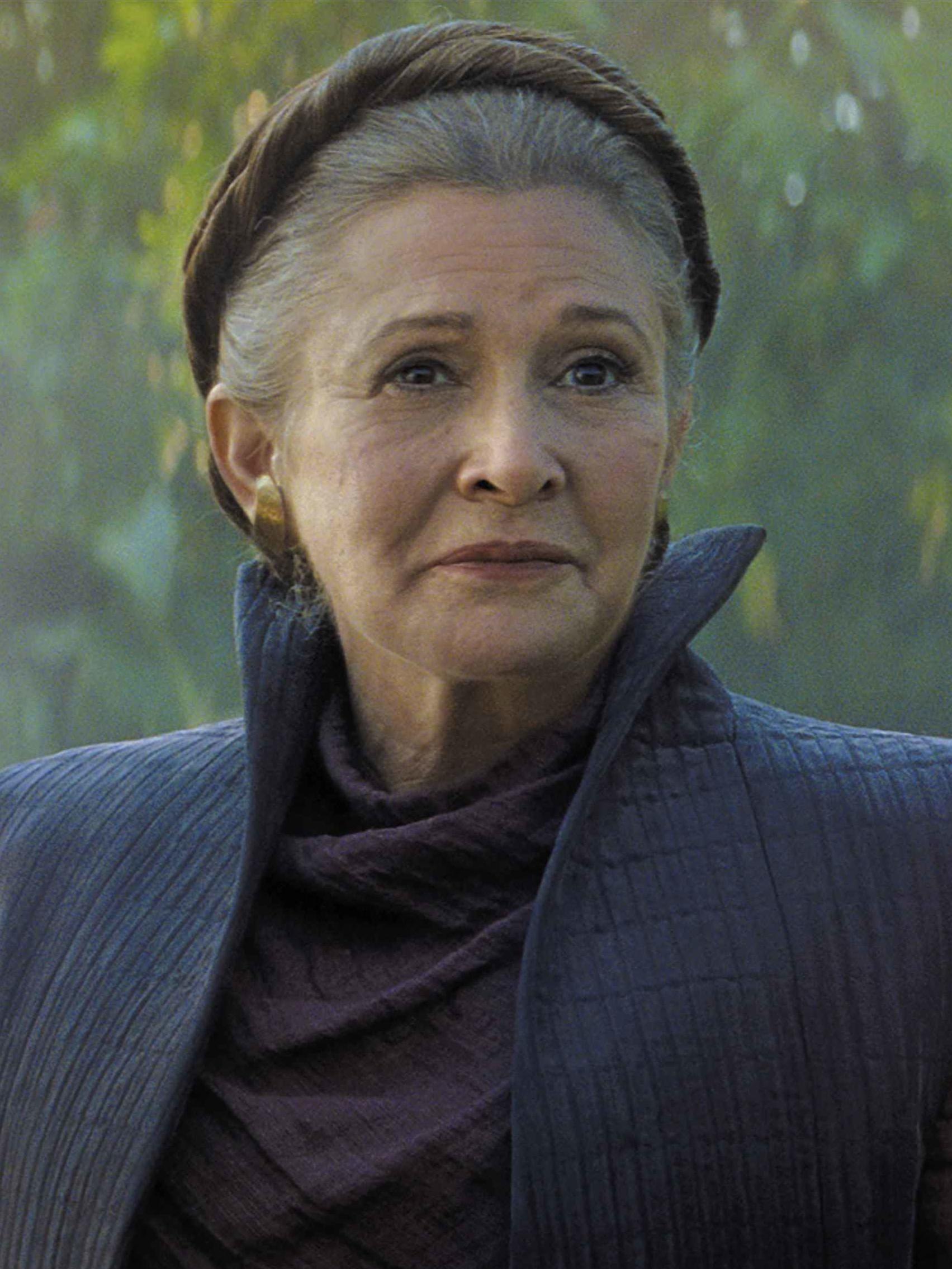 Leia Organa | Star Wars Wiki | Fandom How Old Was Princess Leia