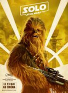Chewie Solo poster 2