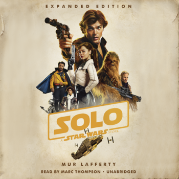 Solo: A Star Wars Story (livre audio)