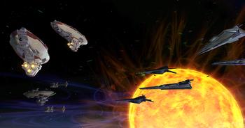 Guerre Galactique