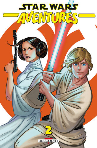 Star Wars Aventures Tome 2