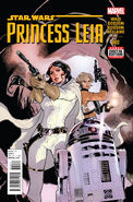 Star Wars Princesse Leia 3