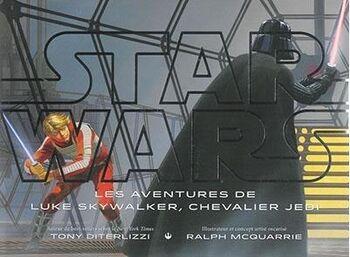 Les Aventures de Luke Skywalker, Chevalier Jedi