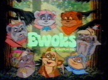 Les Ewoks