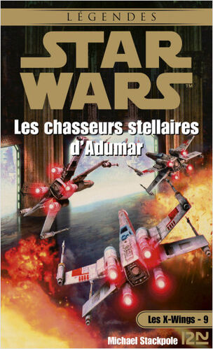 Les chasseurs stellaires d'Adumar