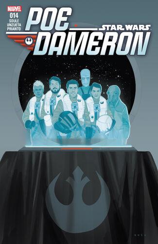Poe Dameron 14: Disparition d'une Légende 1