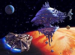 Station orbitale Yavin