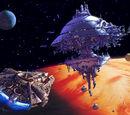 Station orbitale/Légendes