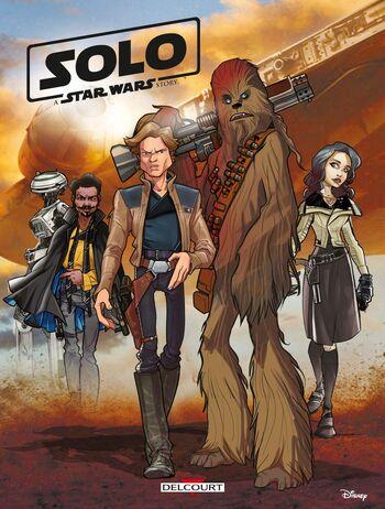 Solo: A Star Wars Story (album jeunesse)
