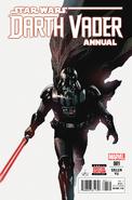 Star Wars Dark Vador Annuel 1