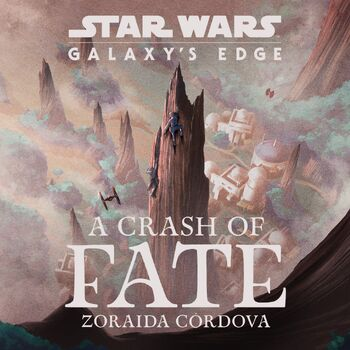 A Crash of Fate (livre audio)