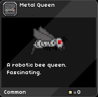 Metal Queen