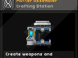 Matter Assembler