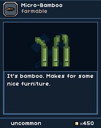 Micro-BambooSeed
