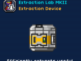 Extraction Lab MKII