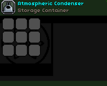 AtmosphericCondenserHUD