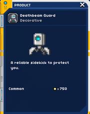 Deathbeam guard