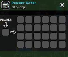 PowderSifterHud