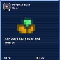 Porphis bulb