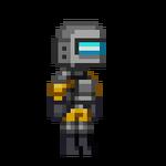 E.V.A Armor