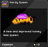 Hardy Queen