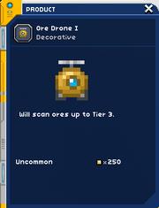 Ore Drone